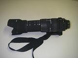 望遠レンズ;シグマ50-500mm