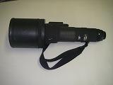 望遠レンズ;シグマ800mm