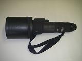 望遠レンズ;シグマ300-800mm
