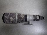 望遠レンズ;CANON600mm