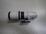 望遠レンズ;CANON400mm